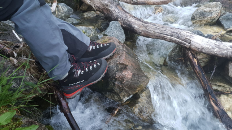 Garmont Pinnacle GTX Blog