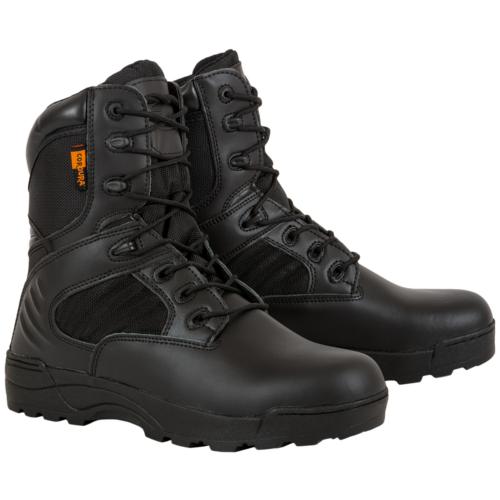 Highlander Echo boots Zwart