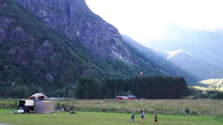Noorwegen met de LandRover 130