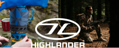 New items are on Highlander is on the shelf