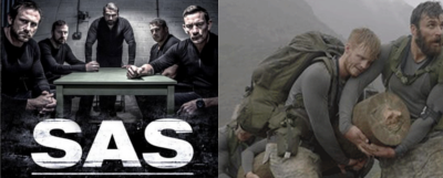 Looking for a real backpack for men? Now look for a SAS: Who Dares Wins a backpack!