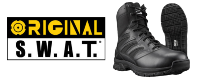 New: Original S. W. A. T. work boots / tactical boot