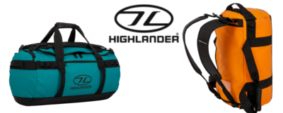 Of Highlander Lomond to Highlander Storm Kitbag
