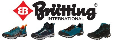 A new brand of shoes in the store: Brütting